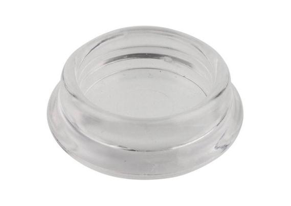 Beschermcup voor wieltjes rond (30 mm)