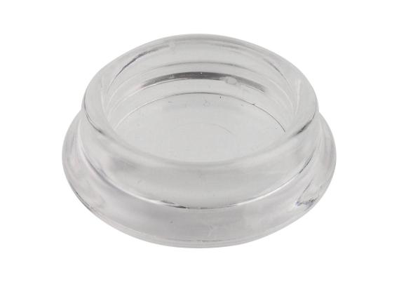 Beschermcup voor wieltjes rond (50 mm)