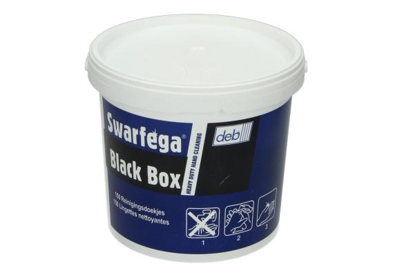 Black Box reinigingsdoekjes (150 stuks)