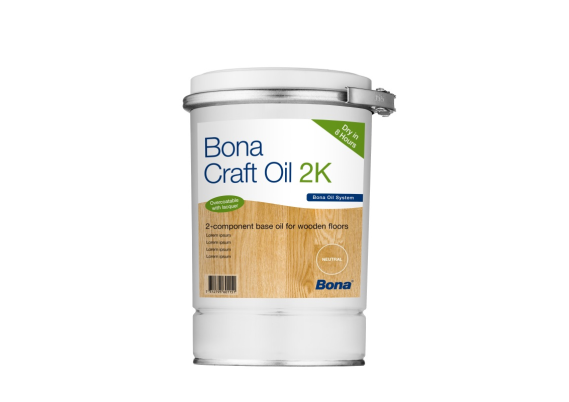 Bona Craft Oil 2k Neutral 1,25 L