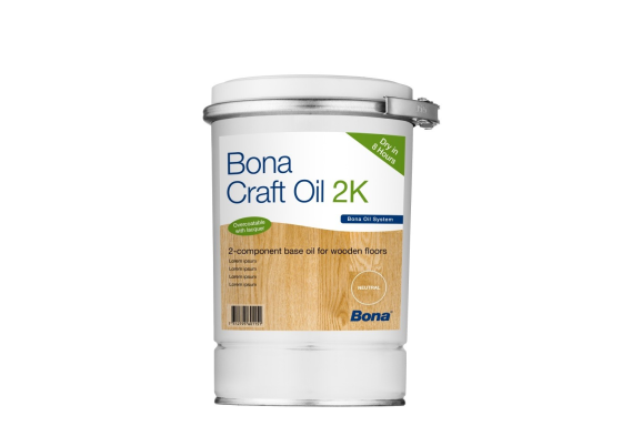 Bona Craft Oil 2K Umbra 1,25 L