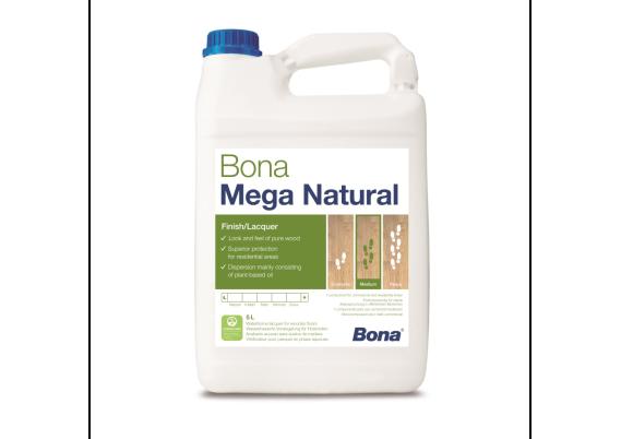 Bona (Mega) Naturale 1K 5 L