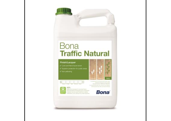 Bona Traffic Natural 2K 4,95 L