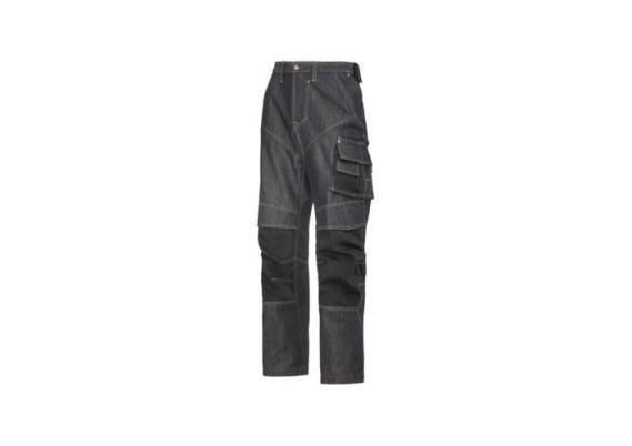 Denim/jeans werkbroek maat 42