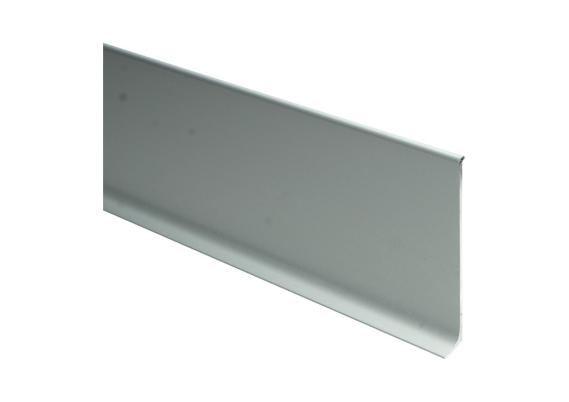 Elegante aluminiumplint 60x10 mm