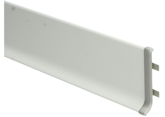 Elegante Koppelstuk aluminium 60mm