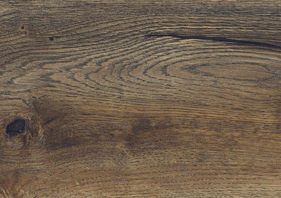 Embossed laminaat 4V-Groef Dark Brown 12 mm