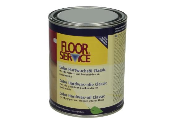 FLS Color Hardwasolie Classic Cinza 755 1L