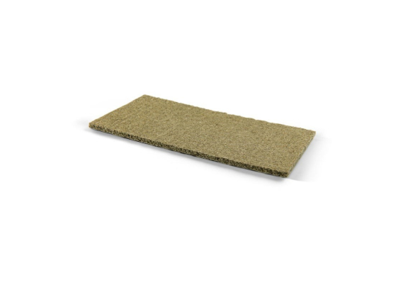Groene ondervloerplaat 4 mm