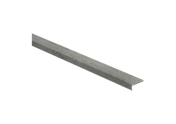 Hoeklijnprofiel 10 mm concrete grey