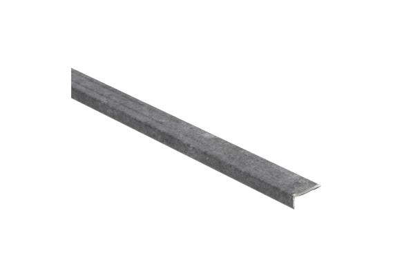 Hoeklijnprofiel 10 mm metallic slate