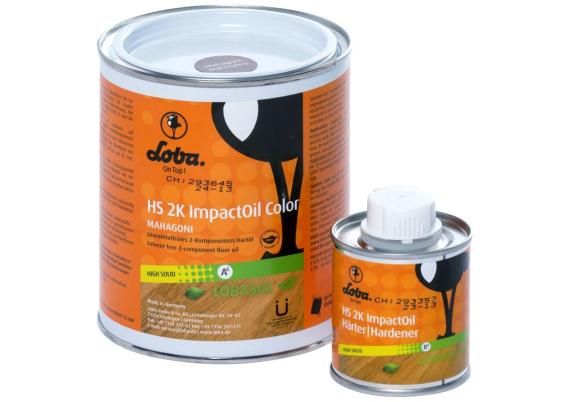 Lobasol HS 2K ImpactOil Color 0,75 L Oyster