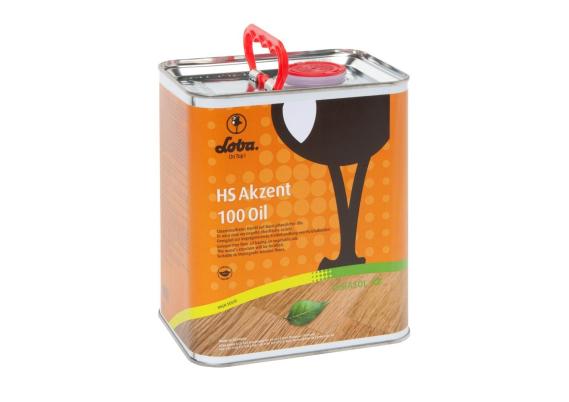 Lobasol HS Akzent 100 Oil Transparant 3 ltr (VL95)