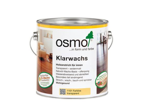 OSMO Blanke was (Klarwachs) 1101 0.75L