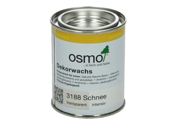 OSMO Decorwas Creativ 3188 Sneeuw 0,125L