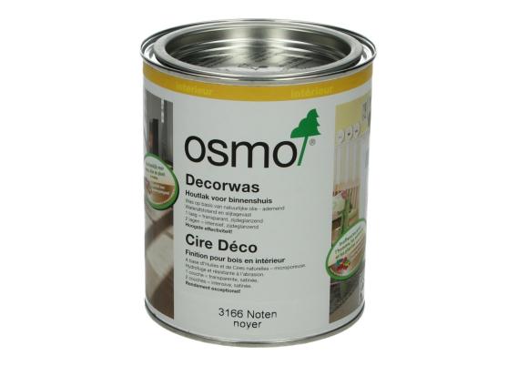 OSMO Decorwas TR3166 Noten 0,75L