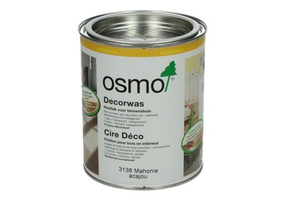 OSMO Decorwas TR3166 Noten 2,5L