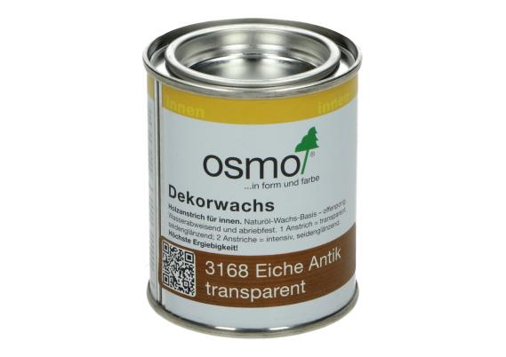 OSMO Decorwas TR3168 Eiken antiek 0,125L