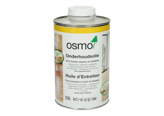 OSMO Onderhoudsolie 3098 Kl. semimat Antislip R9 1 L