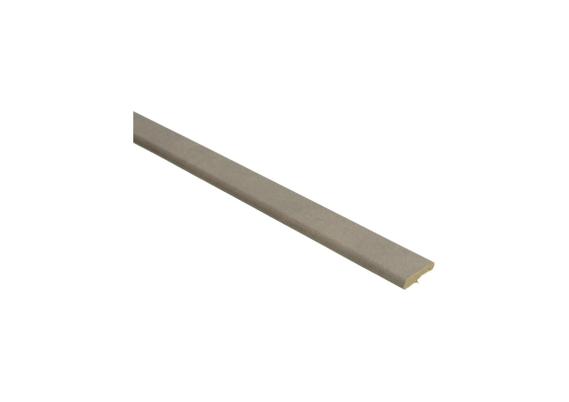Plakplint beige beton donker 5x24 mm