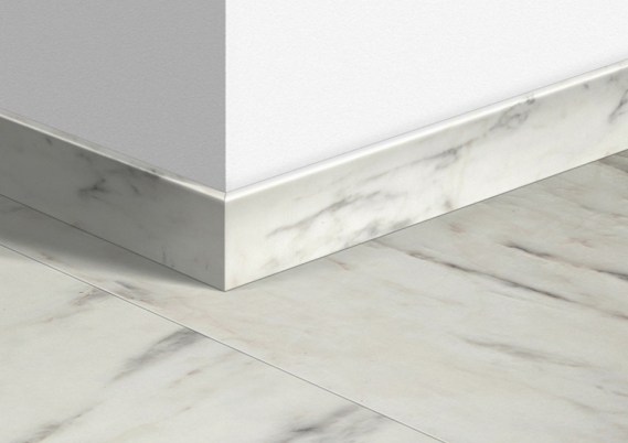 Quick-Step plinten Marmer carrara