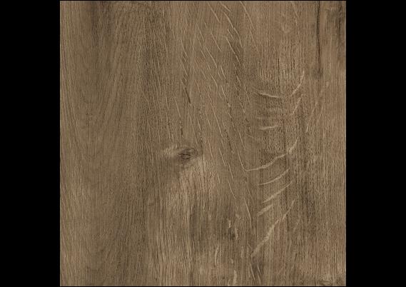 Rechte folieplint 70x14 modern eiken bruin