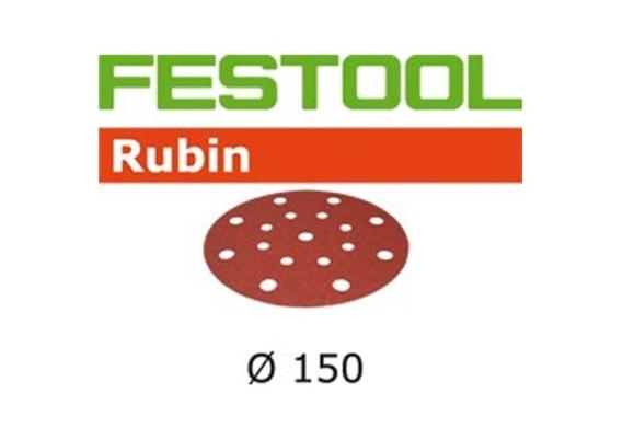 Schuurschijf Rubin STF D150/48 P120 RU2/50st