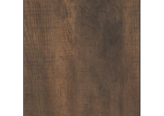Systeemplint met folie country oak brown