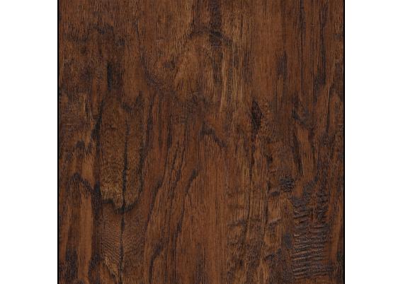 Systeemplint met folie eastern hickory dark
