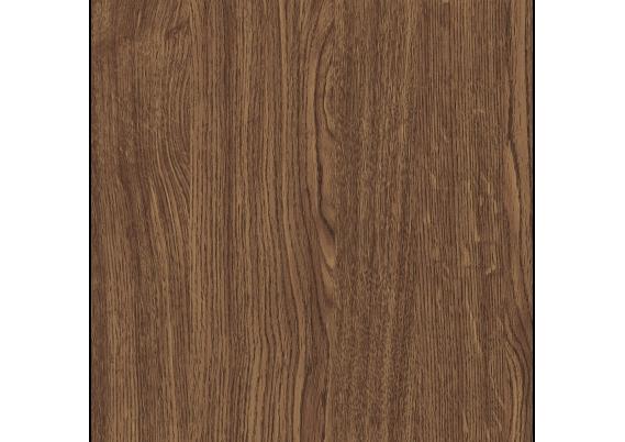 Systeemplint met folie verdon oak brown