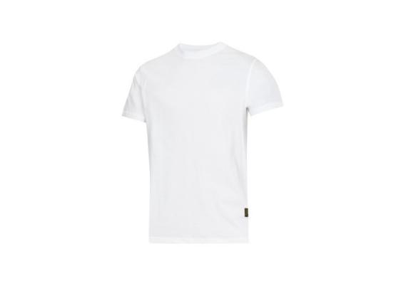 T-shirt wit maat S