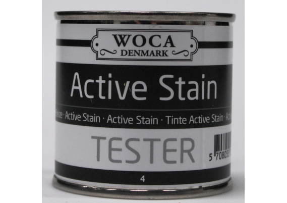 Tester WOCA Active Stain 4 100 ml