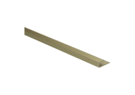 U-profiel 8,1 mm goud