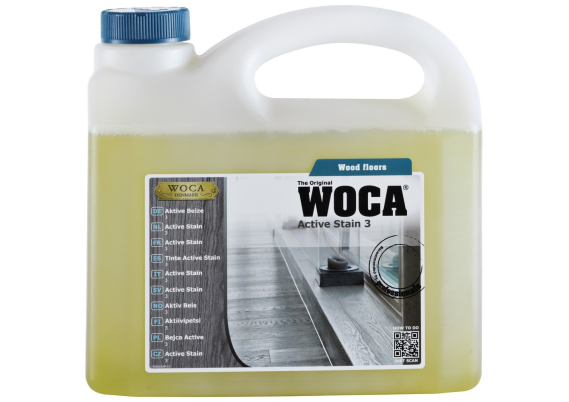 WOCA Active Stain 3 2,5 L