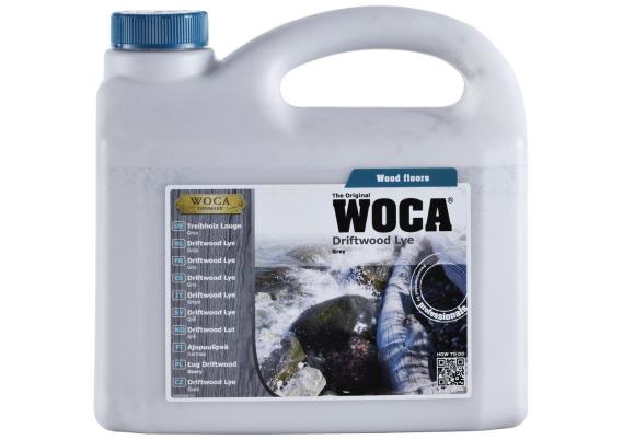 WOCA Drijfhoutloog grijs 2,5 L