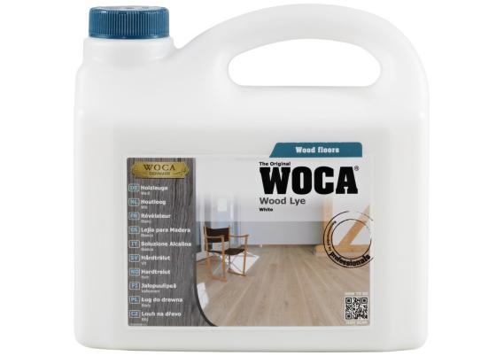 WOCA Loog Wit 2,5L