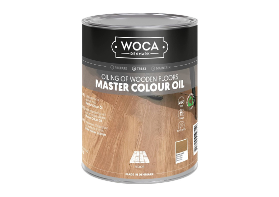 WOCA Master Colour Oil 314 extra grey 1 L