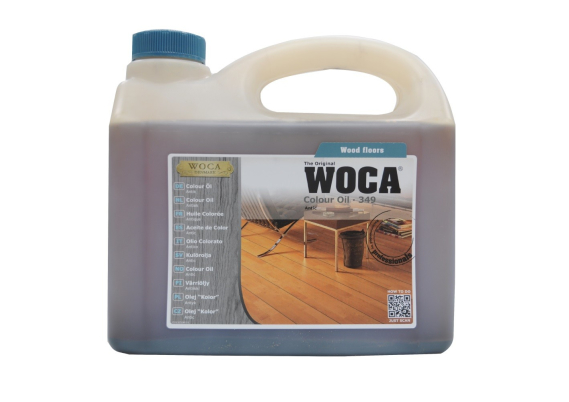WOCA Master Colour Oil 349 antiek 2,5 L