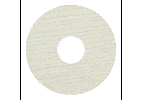 Zelfklevende rozet (17 mm) aspen eiken (10 st.)
