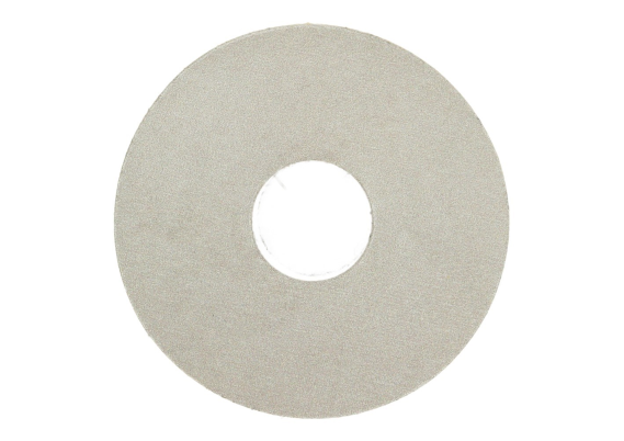 Zelfklevende rozet (17 mm) beton gepolijst licht (10st)