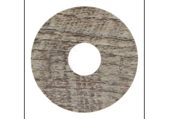 Zelfklevende rozet (17 mm) Castle Oak grey (10 st.)