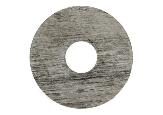 Zelfklevende rozet (17 mm) Castle Oak l. grey (10 st.)