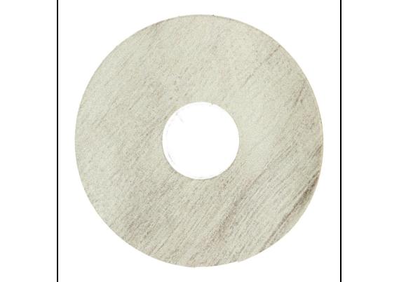 Zelfklevende rozet (17 mm) Castle Oak light (10 st.)