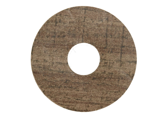 Zelfklevende rozet (17 mm) country eik wit (10 st.)