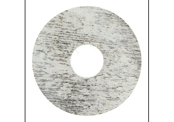 Zelfklevende rozet (17 mm) eik whitewash (10 st.)