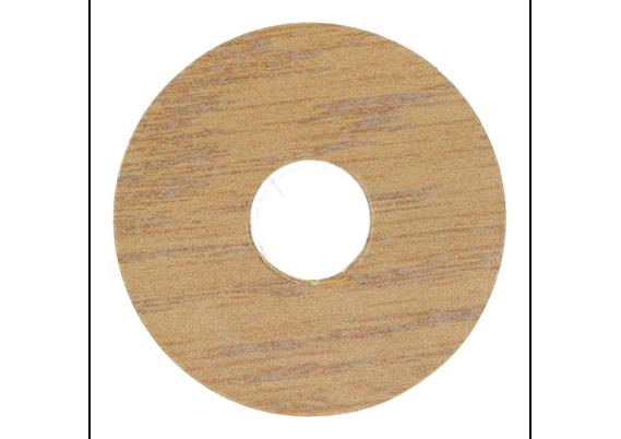 Zelfklevende rozet (17 mm) eiken select (10 st.)