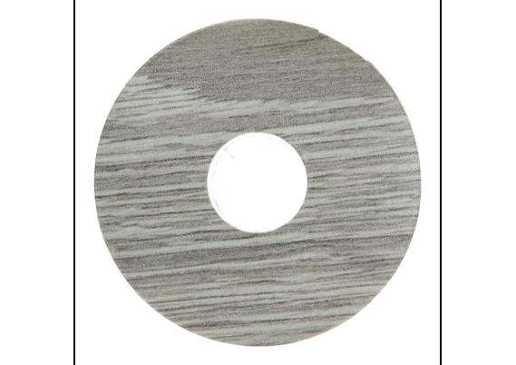 Zelfklevende rozet (17 mm) Scarlet Oak l. grey (10 st.)