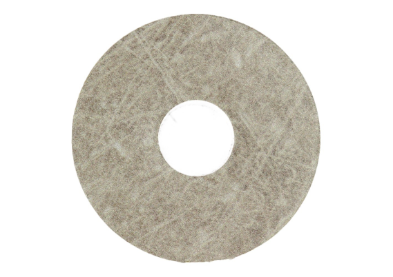 Zelfklevende rozet (17 mm) Sel. Cantera grey (10 st.)