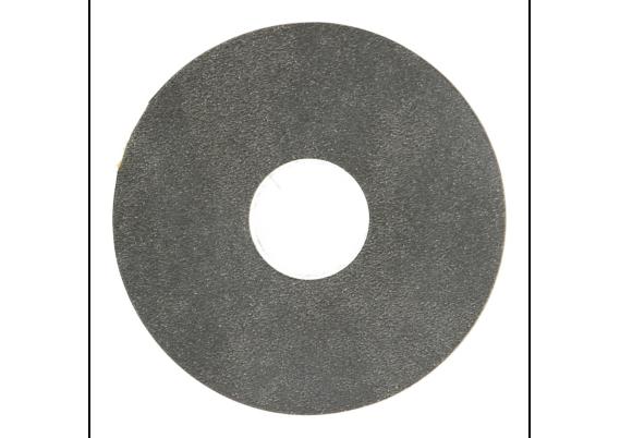 Zelfklevende rozet (17 mm) tegel blauw (10 st.)